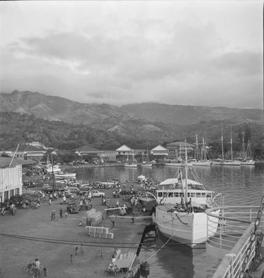 Waterfront Papeete