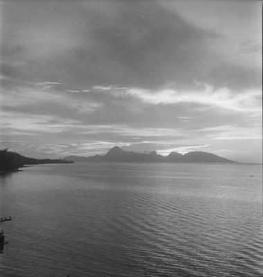 Scenery at Tahiti