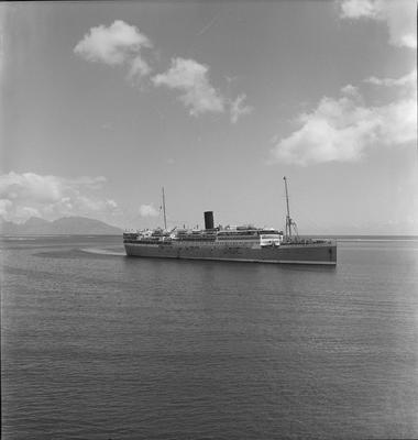 Mariposa at Tahiti