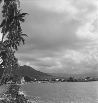 Scenery possibly Apia