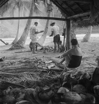 Scenery Tahiti