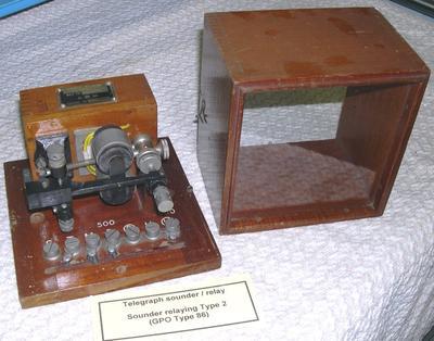 Relay - Telegraph Sounder