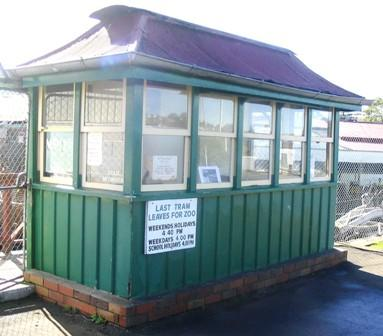 Cabin [Tramway Dispatchers Cabin]