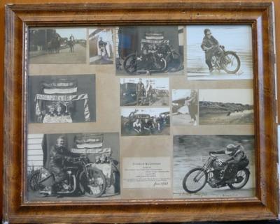 Charlie Buchanan's motorcycle racing photographs