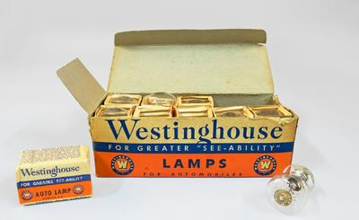 Lamp Auto bulb