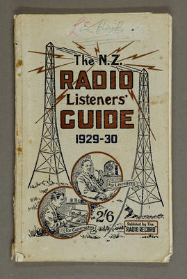 The N.Z. Radio Listeners' Guide 1929-30
