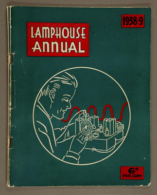 Lamphouse Annual [for 1938-1939]
