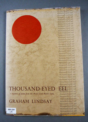 Thousand-eyed eel : a sequence of poems from the Maori Land March 1975