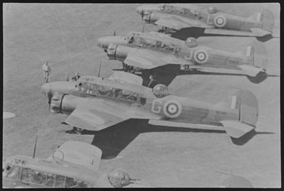 [Avro Anson 652A Mk1 negative 3]