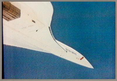 [BAC Concorde photograph]