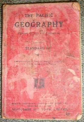 The Pacific geography : (physical, political and commercial)