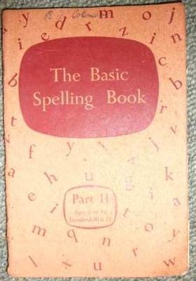 The basic spelling book