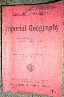 The imperial geography for New Zealand schools