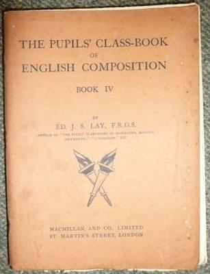 The pupils' class-book of English composition