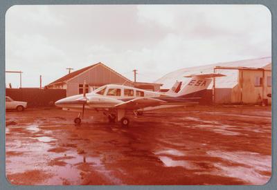 ZK-ESA Beech 76 Duchess 1980 Ardmore