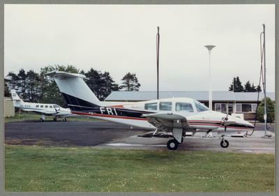 ZK-FRI Beech 76 Duchess Ardmore