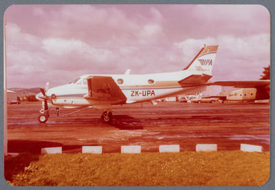 ZK-UPA Beech 65-C90 Kingair 1980 Ardmore