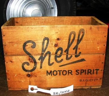 Box for Petrol