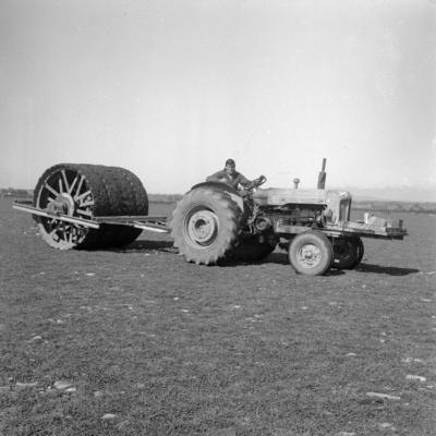 Heavy roller, c1967