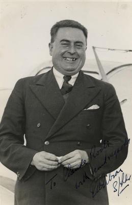 Wellington Aero Club. E.A.Gibson.