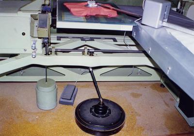 Wild A6 stereo-plotting machine