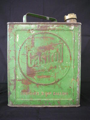 Oil Can [Castrol]