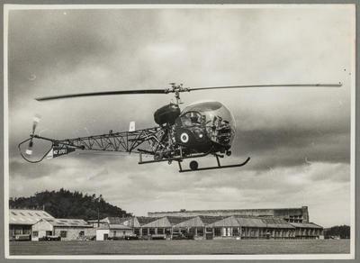 NZ3703 Bell Sioux Hobsonville