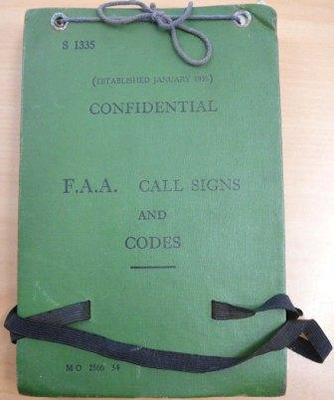S. 1335 : F.A.A. Call signs and codes