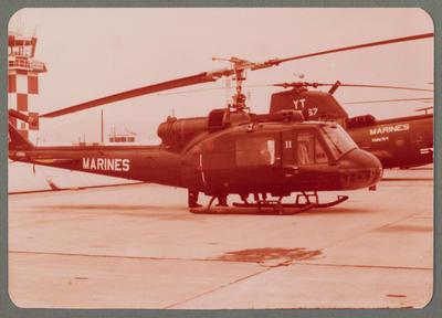 [Bell UH1 Iroquois photograph]