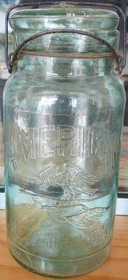 Jar [American Fruit jar]