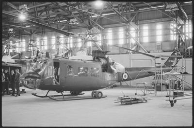Iroquois [NZ 3804 Bell UH1D Iroquois]