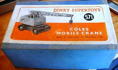 Container [Dinky supertoys]