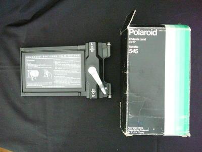 Land Film Holder [Polaroid]