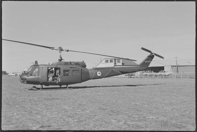 21a 3.3.71 Timaru [NZ3809 Bell UH1H Iroquois]