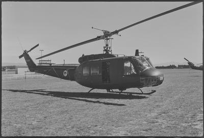 22a 3.3.71 Timaru [NZ3809 Bell UH1H Iroquois]