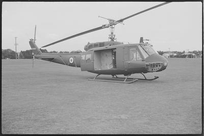 [NZ3809 Bell UH1H Iroquois negative 30A]
