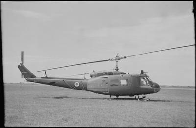 620 16.12.70 Timaru [NZ3810 Bell UH1H Iroquois]