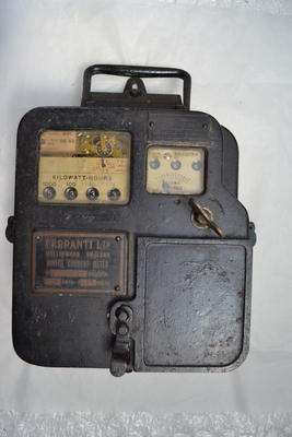 Coin Slot Meter [Ferranti]