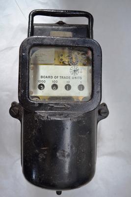 Board of Trade Unit Meter [Ferranti]