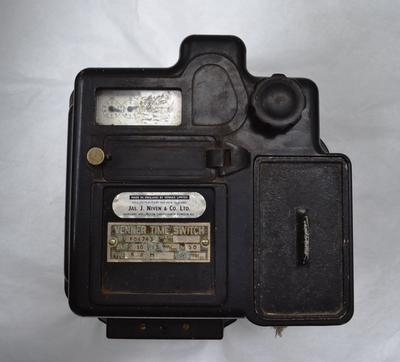 Coin Slot Meter [Venner]