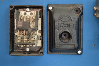 Motor Control Box [Startet]