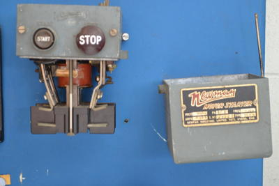 Motor Control Box [Newman]