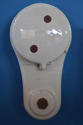 Porcelain Fuse Box