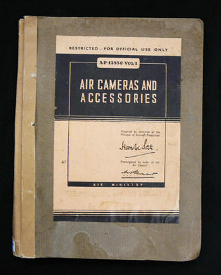 Air cameras and accessories