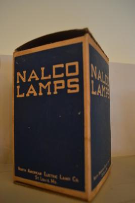 Bulb box [Nalco]