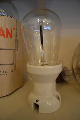 Light Bulb and Socket