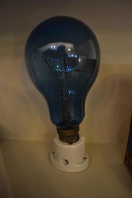Light Bulb and Socket [Philips]