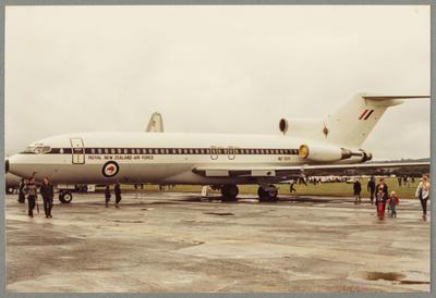 [NZ7271 Boeing 727]