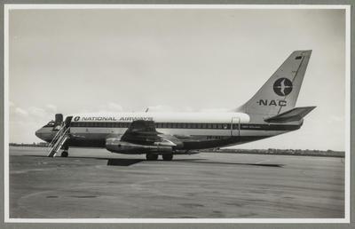 14.10.68 Chch [NAC Boeing 737-219]