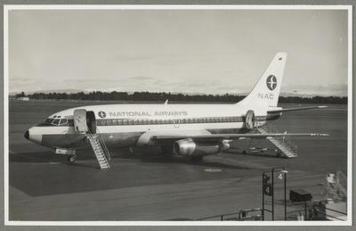 3.11.69 Chch  [NAC Boeing 737-219]